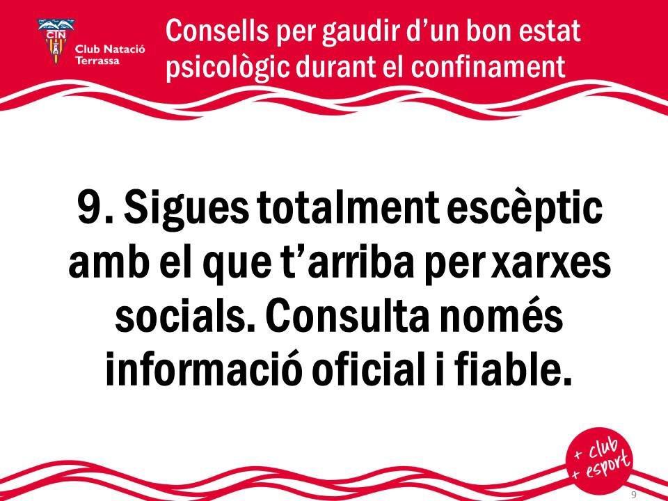 ✅ El consell del dia de la mà del nostre psicòleg @aguilar_01   #joemquedoacasa  #terrassa #waterpooo #MareaRoja⚪️🔴 https://t.co/6e0VNCVMOl