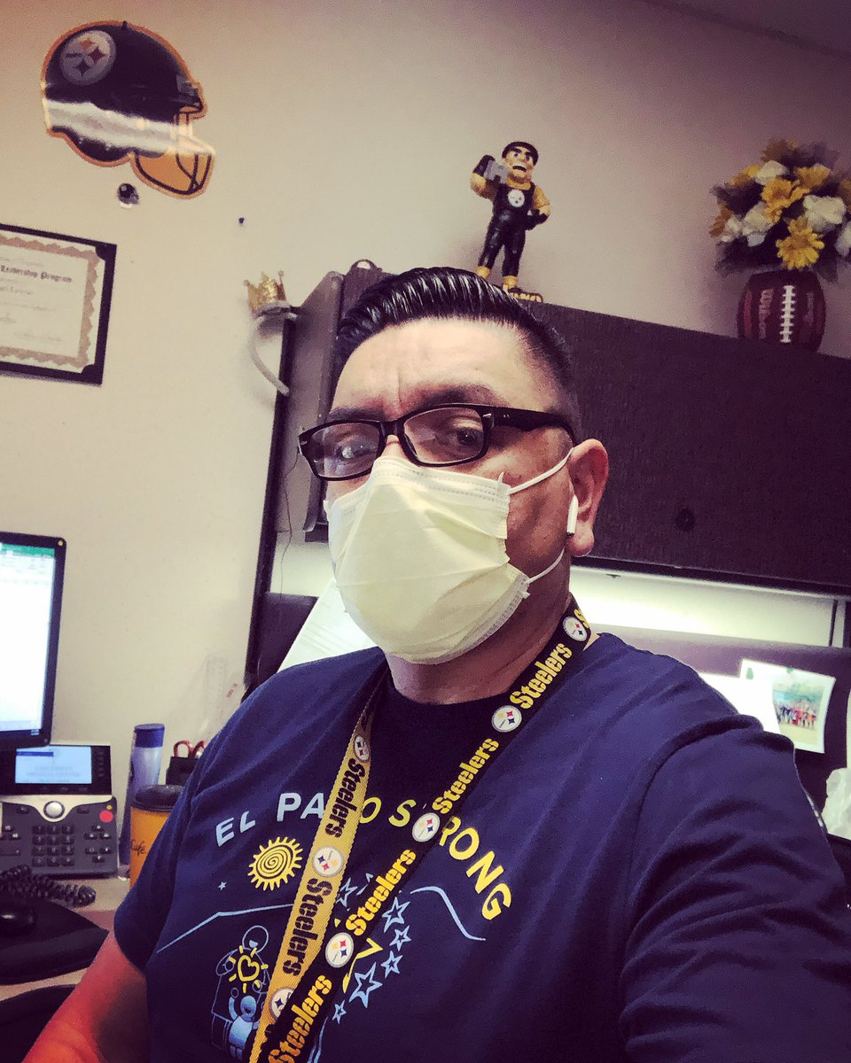 Mask On  #coronalife #SteelerNation <br>http://pic.twitter.com/NsX8UPOWxN