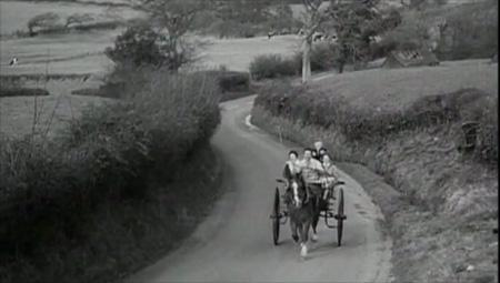 Road travel in Fishguard has fallen to 1855 levels as Covid-19 lockdown takes hold