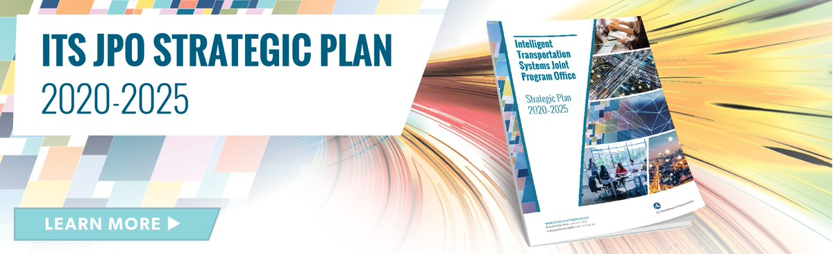 ITS JPO's new strategic plan is a must read for all #transportation enthusiasts. Learn more about the research, strategies, and programs that are helping to improve #transportation for all. https://www.its.dot.gov/stratplan2020/index.htm … #research #innovation #FutureofTransportation pic.twitter.com/xof4N09Tod