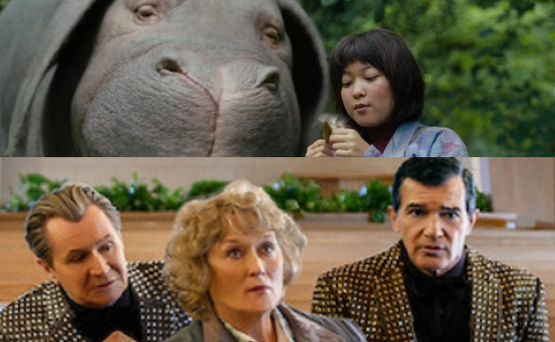 Here are reviews of 2 Netflix films from famed directors Joon-ho Bong & Steven Soderbergh.  http://tvjerry.com/pigs-and-dollars/ … #SIFTER #Netflix #TheLaundromat #Okjapic.twitter.com/ZpcEOiQt6t