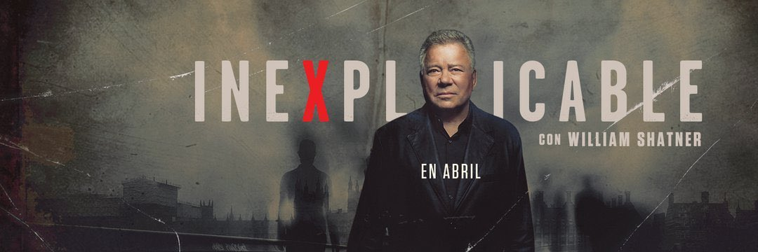 Captain's Log: Stardate 17-Day 15 of #LockdownLA: Congratulations LA- you've been at this for 2+ weeks-you can do this!👍🏻 Tonight my show #IneXplicable (@TheUnXplained) starts airing on @HistoryLA in Latin America.