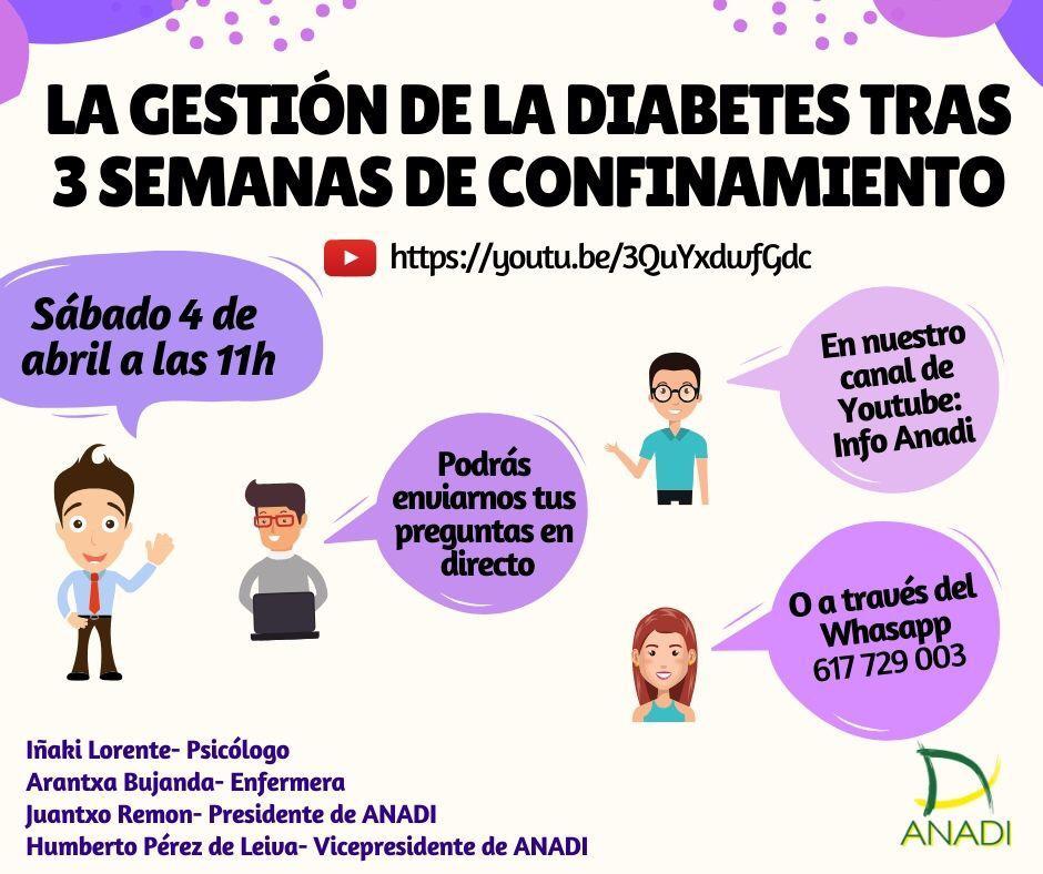 grupos de apoyo para diabetes uk