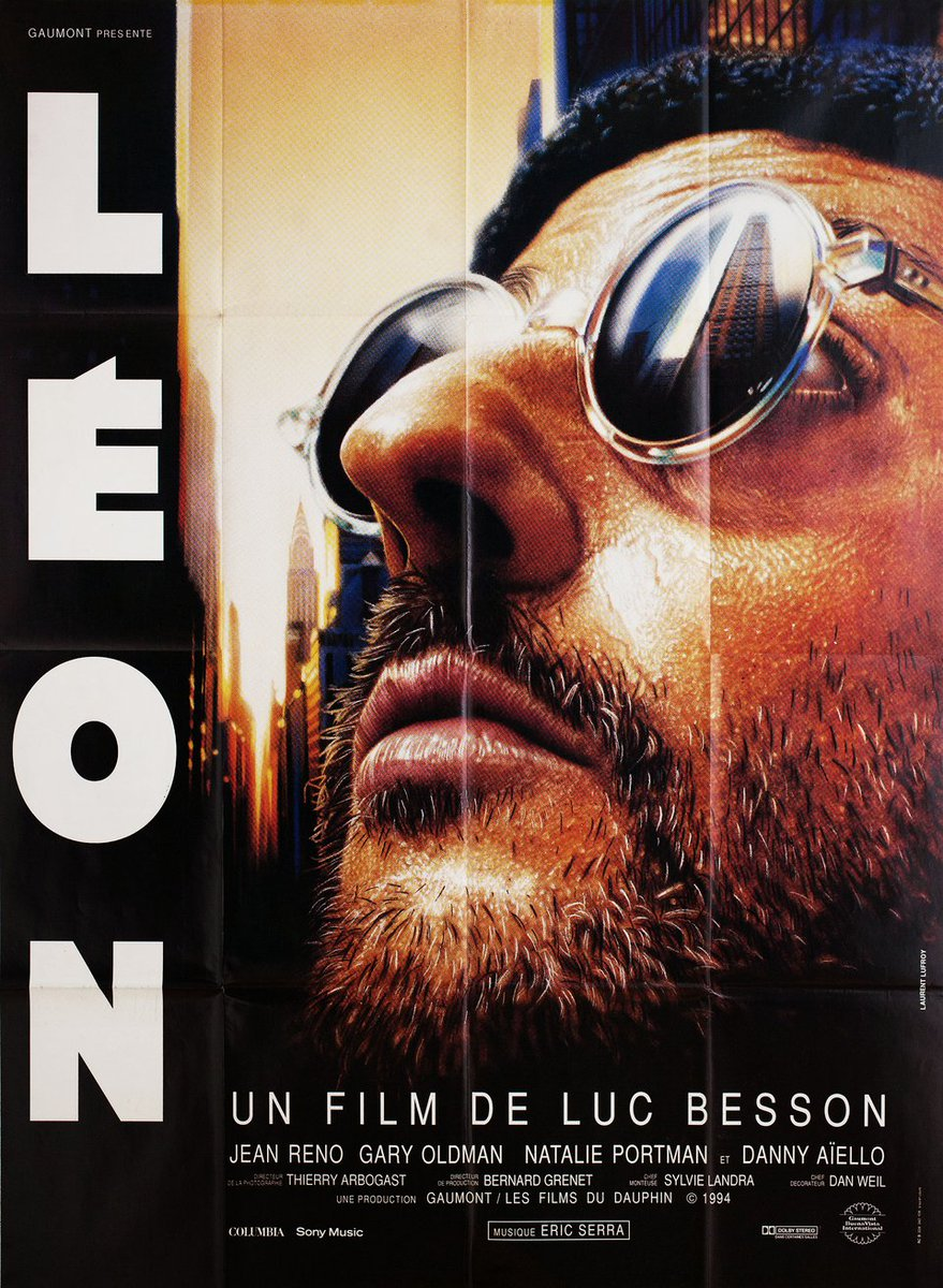 Léon: The Professional Directed by: Luc Besson Watched on: 03/04/20 Rating: 8/10  #Leon #leontheprofessional #LucBesson #JeanReno #NataliePortman #GaryOldman pic.twitter.com/TF9CHXdPy3