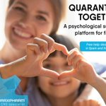 """Image for the Tweet beginning: .@Neuraxpharm_ES launches the """"Quarantine Together"""""""