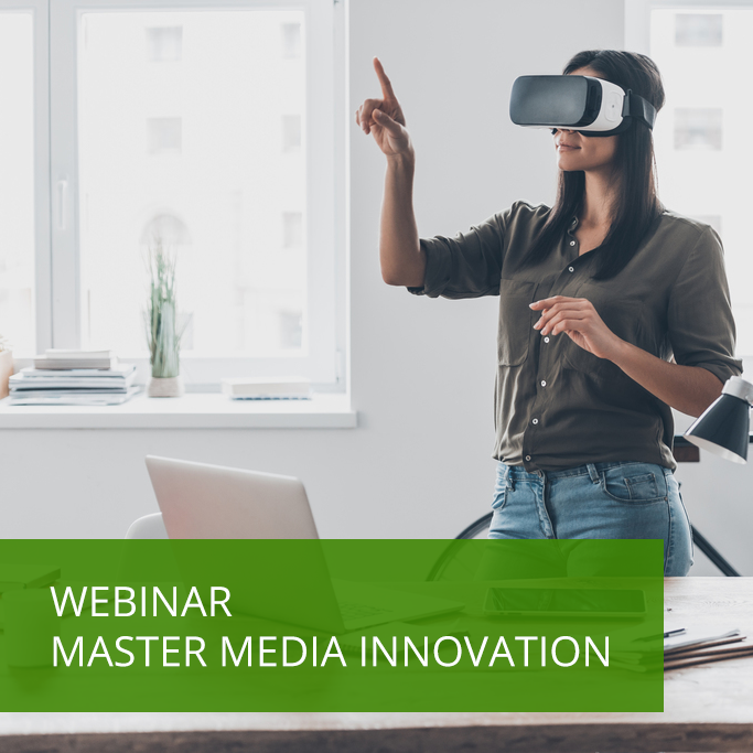 Are you interested in a master's programme? Discover our Master Media Innovation. Join the free webinar on Thursday 9 April from 10.30 hours (Dutch time). For registration: https://t.co/RhHwF4EwuF https://t.co/i4KvlHJkmF