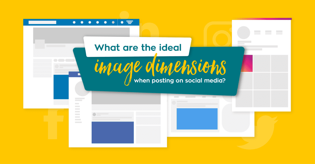 test Twitter Media - Keep seeing your image posts on social cut-off? Learn about our recommended image dimensions in this week's marketing tip! https://t.co/Fpua3csVUQ https://t.co/WGfkbrlr6L