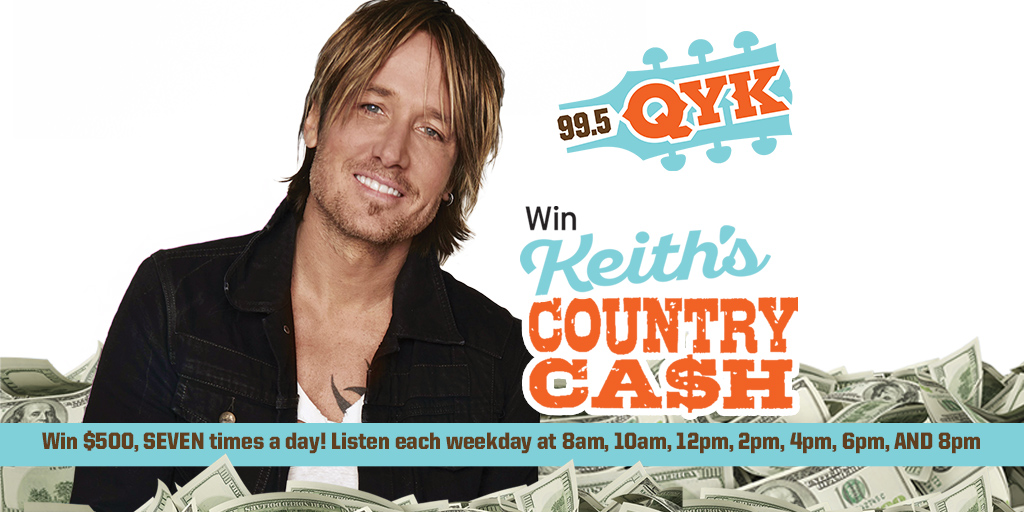 Your chance to win $500 is coming up at 8am. http://ow.ly/FUsR50yZAKQ  #contest