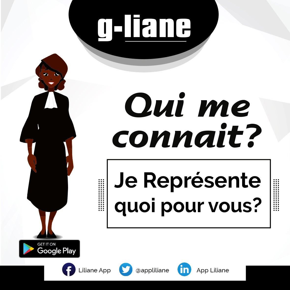 #Gliane est de retour pour faire un nouvel heureux génial !  Dites ce que vous savez de #Liliane et repartez avec un #lot! https://t.co/tCEfuZekkN