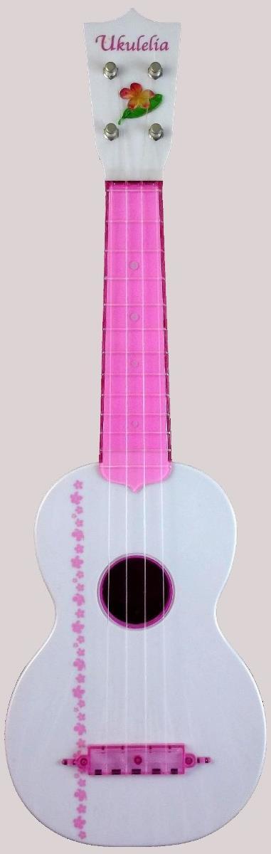 Amuse Ukulelia Rose Plastic Acoustic Soprano