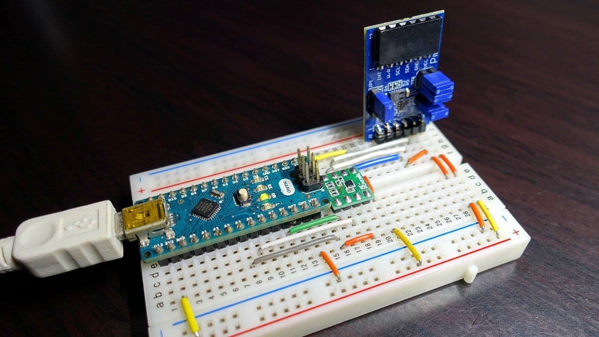 ArduinoとPmod AQSでCO2を測定する  #Qiita投稿しました!秋月電子で取り扱いがあるCO2センサ「Pmod AQS」でCO2濃度を測定する記事です💁♀️#arduino