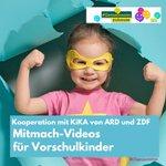 """Image for the Tweet beginning: Spielen und Lernen mit """"KiKANiNCHEN"""""""