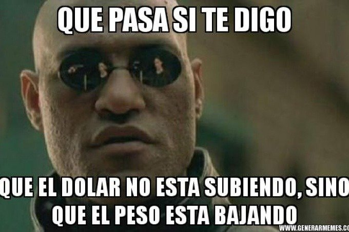 Blue pill or red pill?  #dolar #argentina pic.twitter.com/NNKDhYNPxq