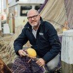 Image for the Tweet beginning: Interview @JKNooitgedagt : 'Elk visserijbedrijf