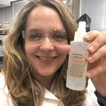 That happy feeling when you're able to pitch in! #QuaveLab made up a 20 liter batch of the #WHO #handsanitizer recipe for colleagues in @emoryhealthcare! 1st delivery today going to #Emory developed #COVID19 antibody test team! Recipe: https://t.co/fV4yjjXoAy  #StrongerTogether