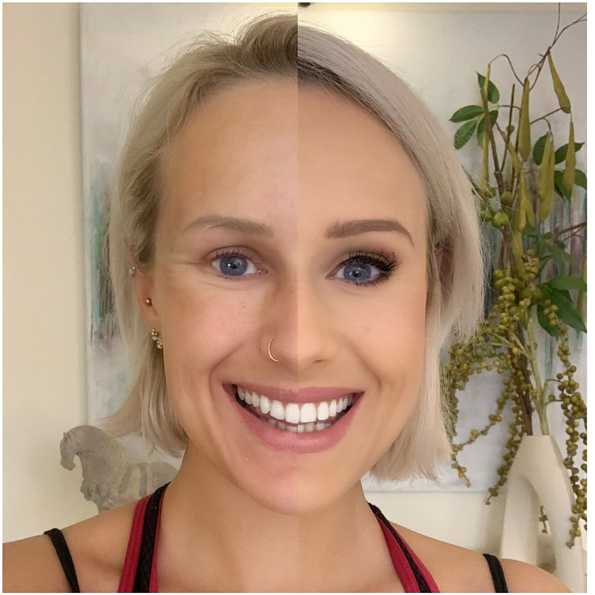Before and after of a beautiful natural makeup  #makeup #makeupartist #makeupaddict #makeupaddicted #makeuplover #makeuptutorial #naturalmakeup #naturalgirl #naturalbeauty #beforeandafter #beforeafter #beforeandafterpics pic.twitter.com/4rcOPagDDq