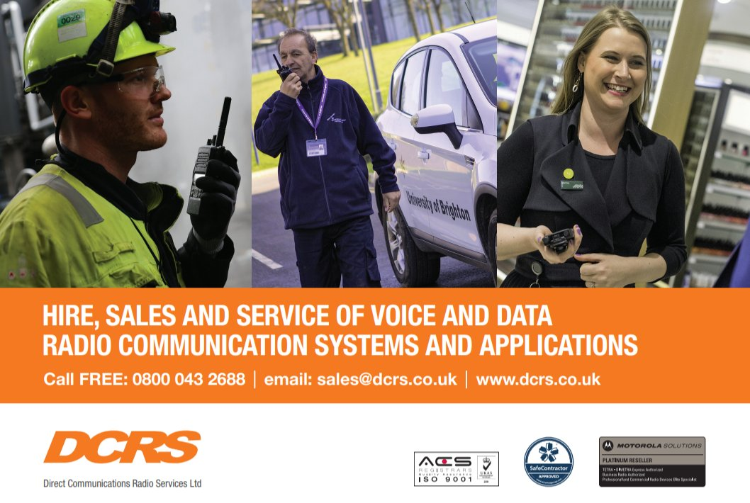We are happy to assist existing and new customers at this difficult time with extra radios batteries and accessories. Get in touch with us at sales@dcrs.co.uk for further information! #MotorolaSolutions #twowayradio