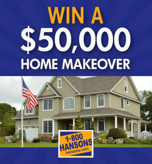 1 800 Hansons On Twitter Who Will Win Our 50 000 Home Makeover