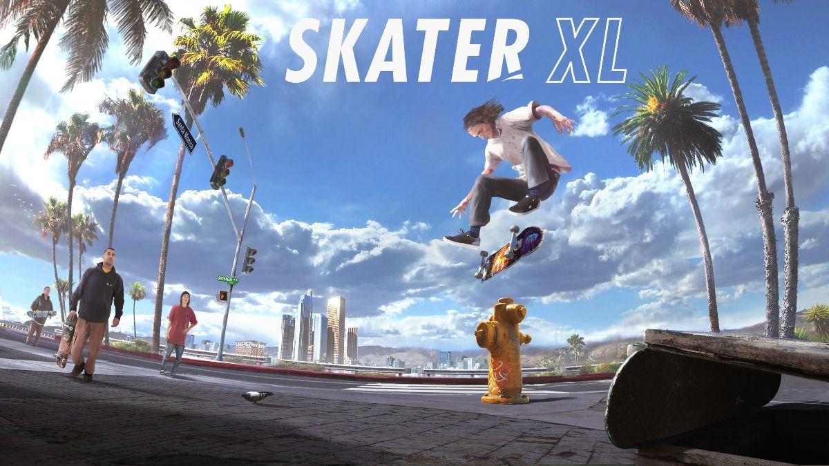 Skater XL game