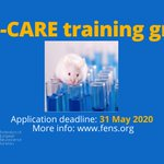 Image for the Tweet beginning: #CARE, FENS Committee on Animals