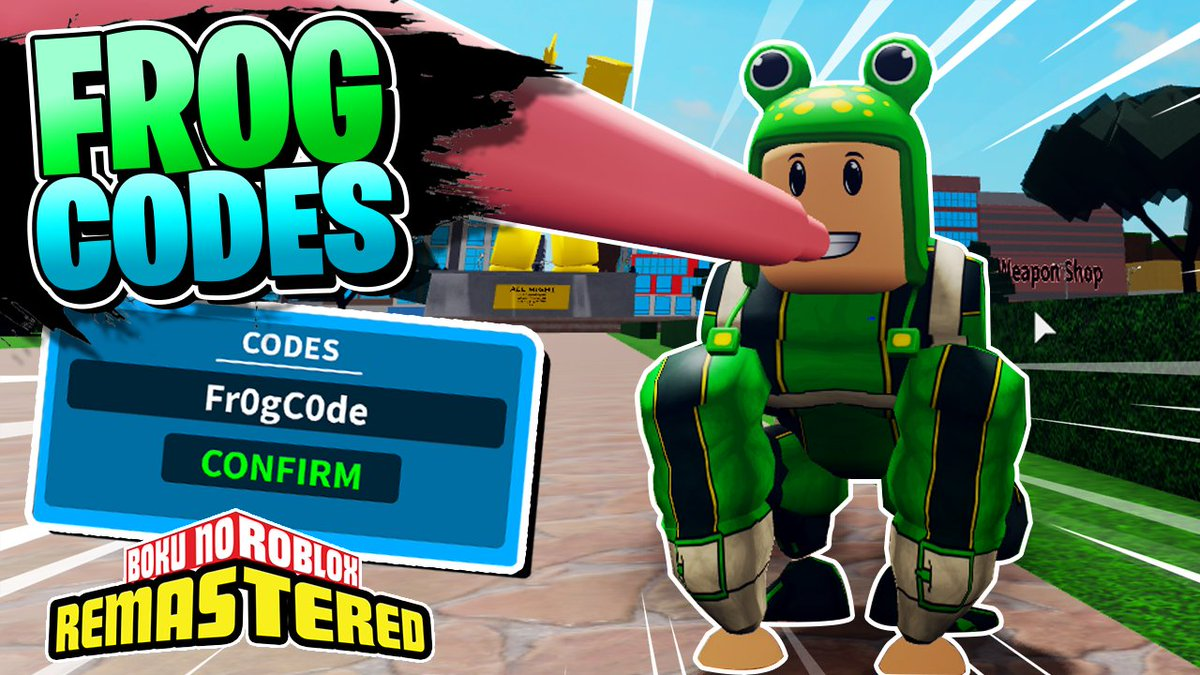 Codes For Boku No Roblox Remastered 2019 July Wiki لم يسبق له مثيل