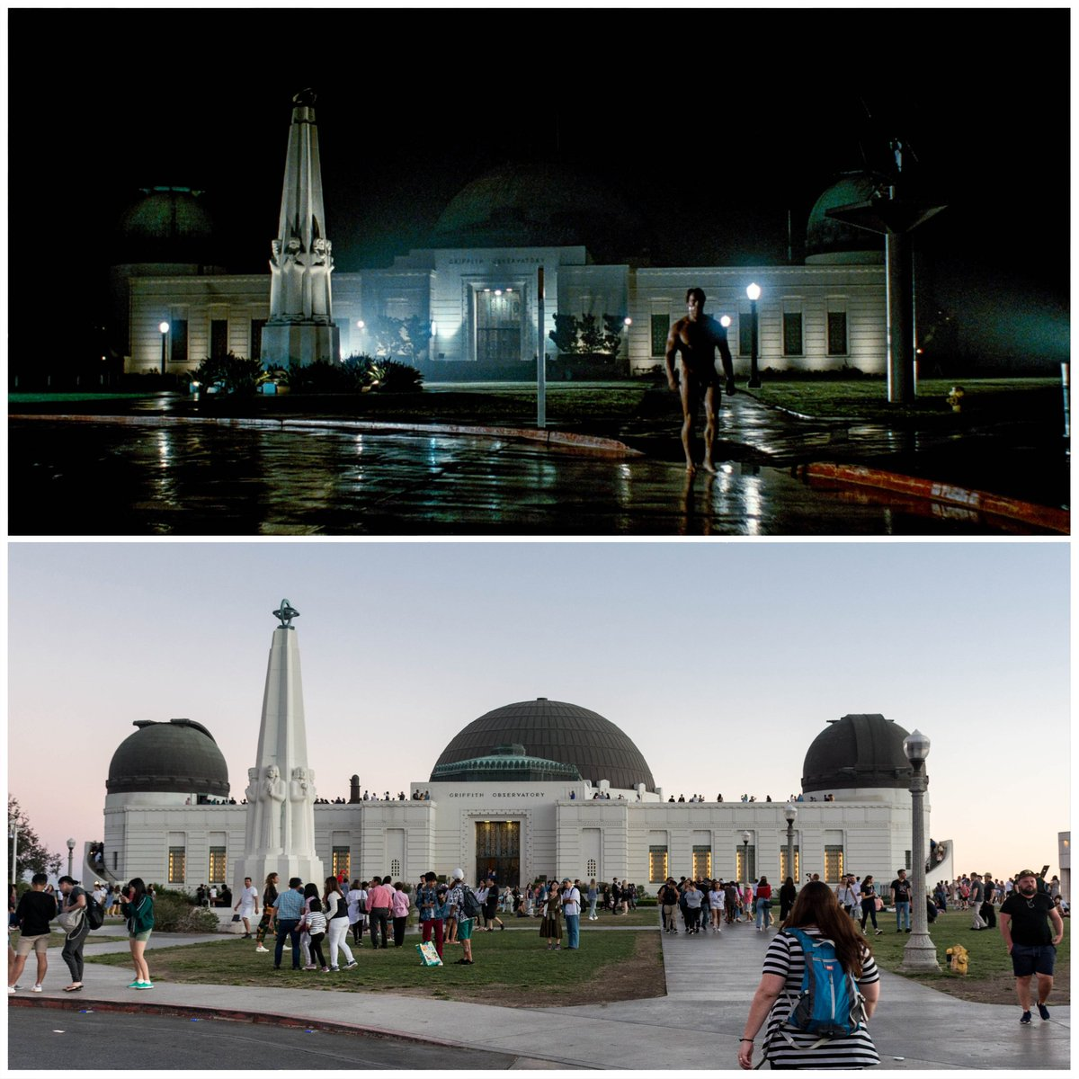 The Terminator September 2018 Griffith Observatory, Los Angeles, California • #TheTerminator #GriffithObservatory #LosAngeles #California #ArnoldSchwarzenegger #Movies #FilmingLocation #MovieLocation #FilmLocation #Nikon #FanEdit #Terminator #DiscoverLA #VisitCaliforniapic.twitter.com/nciVBAlvdA