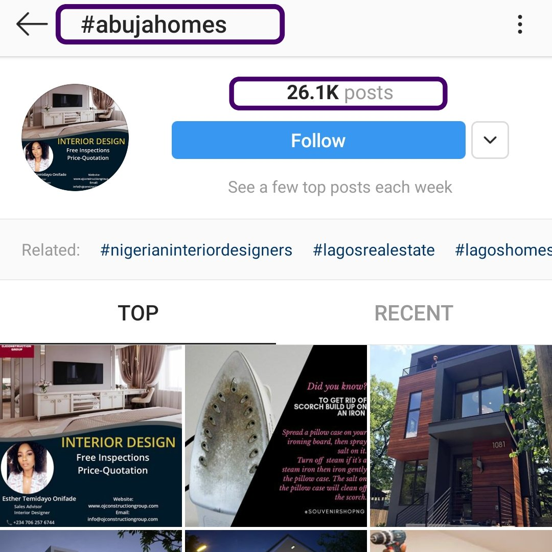 abuja hashtag