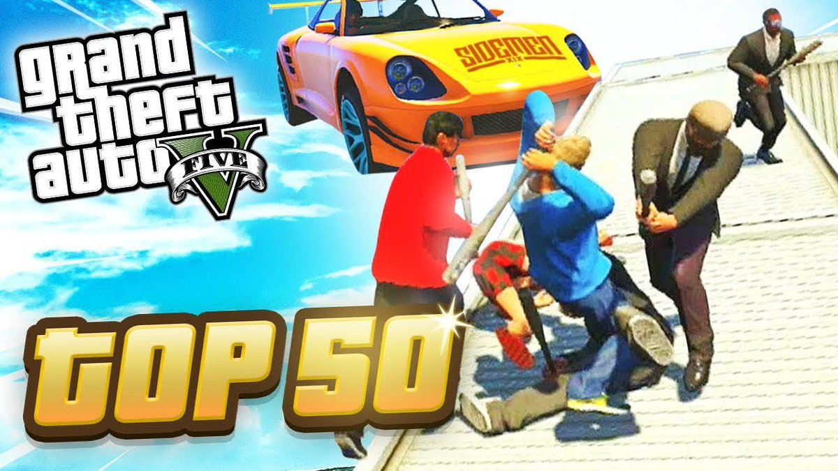 TOP 50 SIDEMEN GTA MOMENTS 🔗: youtu.be/Ht0Xye84xeU