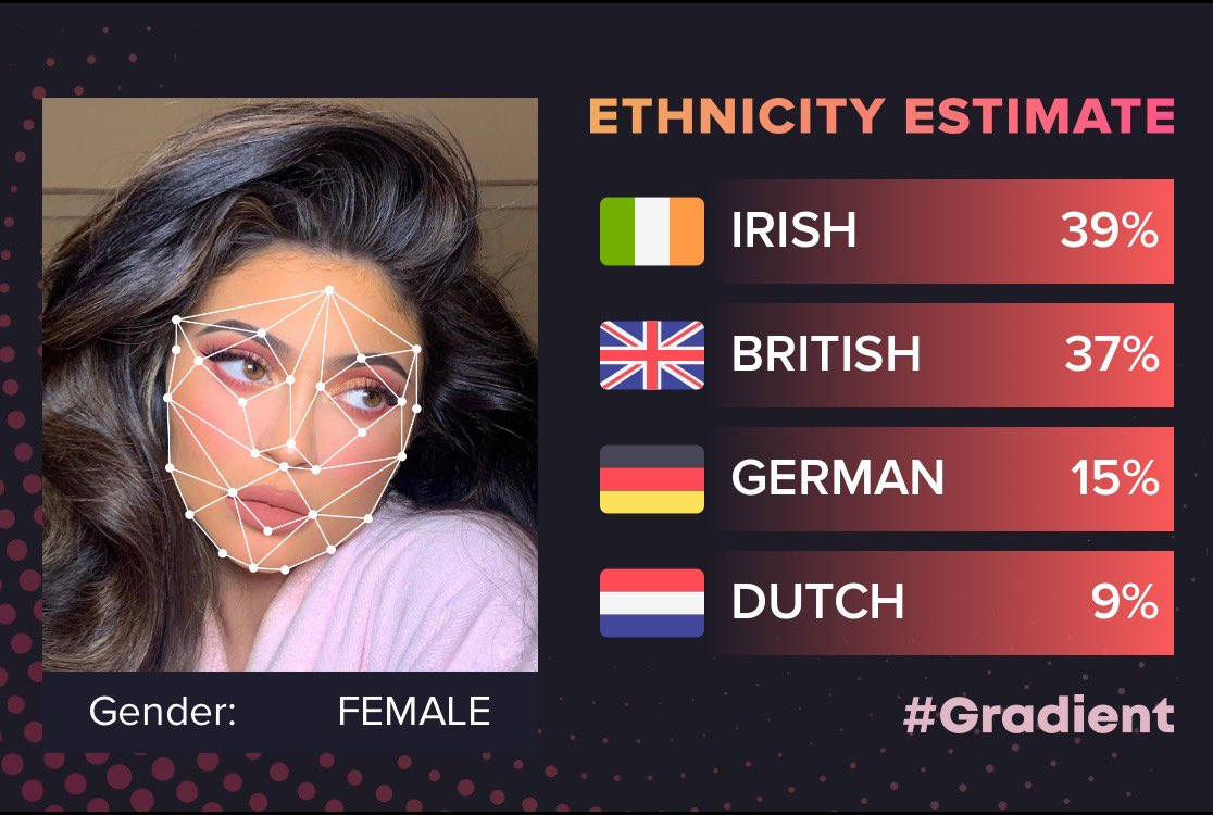 Have you already tried the Gradient app?AI thinks I am 9% Dutch.#gradient #DNA #ad