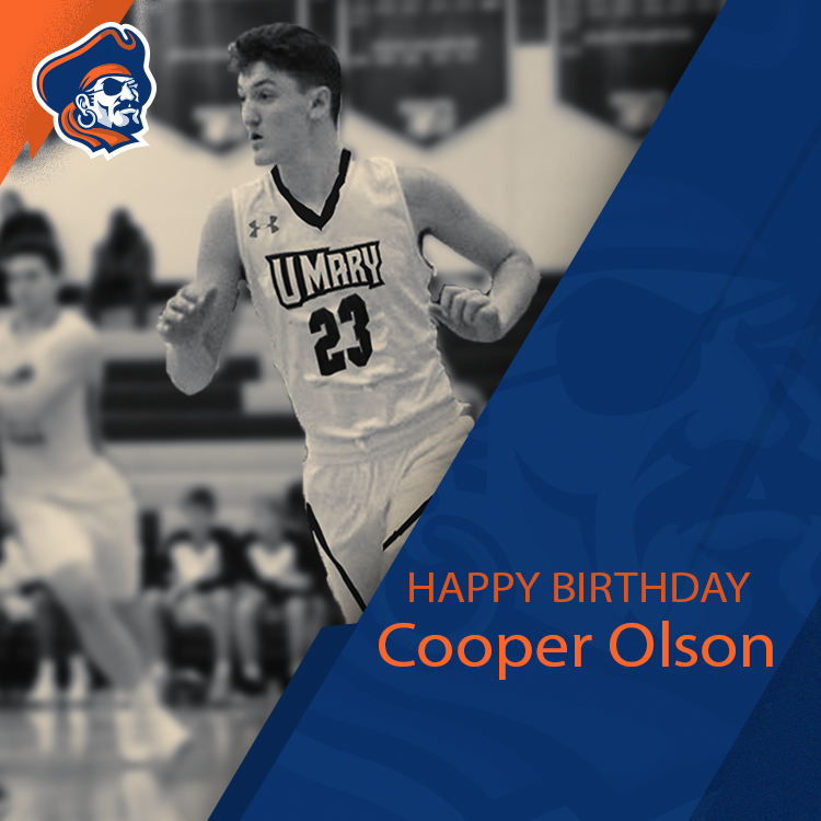 Marauder Fans, join us in wishing incoming Freshman @CoopOlson2020 a Happy Birthday!  #HOOKSUP #INVEST pic.twitter.com/w0WCaXttSP