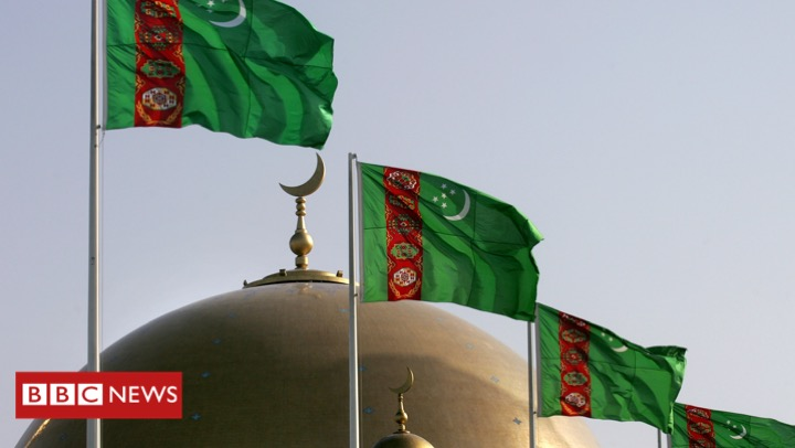 "Turkmenistan has reportedly gone for a completely different approach and banned the word ""coronavirus"" Authorities say no cases of coronavirus have been recorded in the country, which borders one of the world's hardest-hit nations, Iran bbc.in/2UxxKrW"
