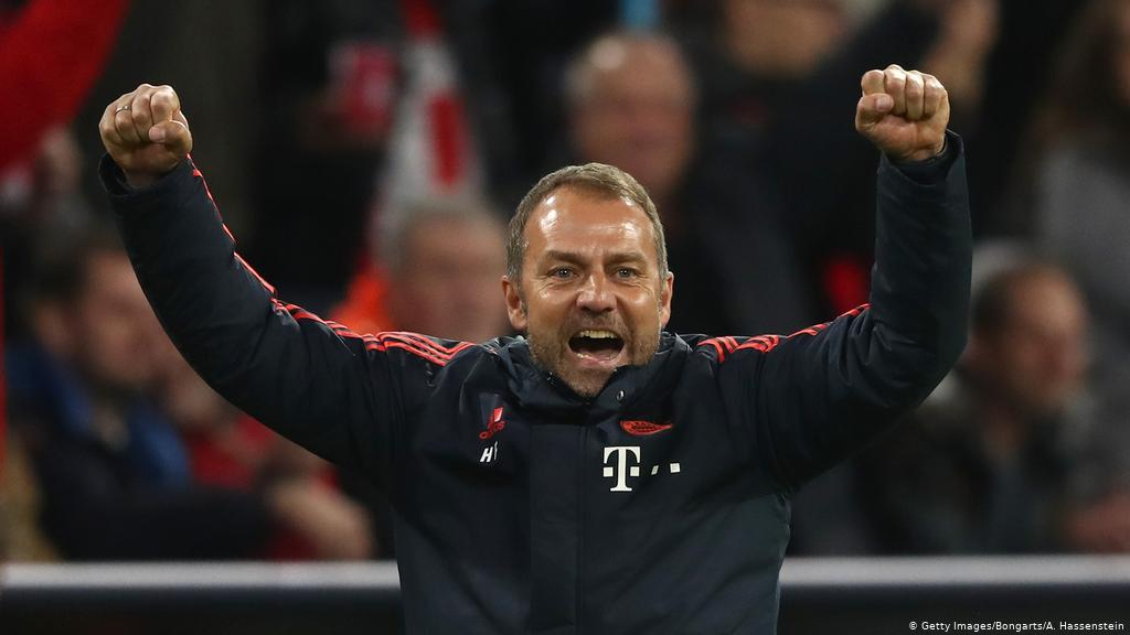 BREAKING: Hansi Flick has signed a contract extension with Bayern Munich. The new deal runs to 2023.📝