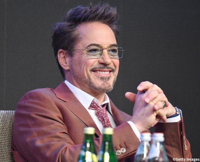 Happy Birthday Robert Downey Jr.                   I love you,3000.