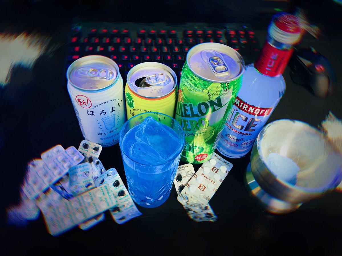 アルコール デパス デパス依存でアルコールを毎晩飲んでいた頃