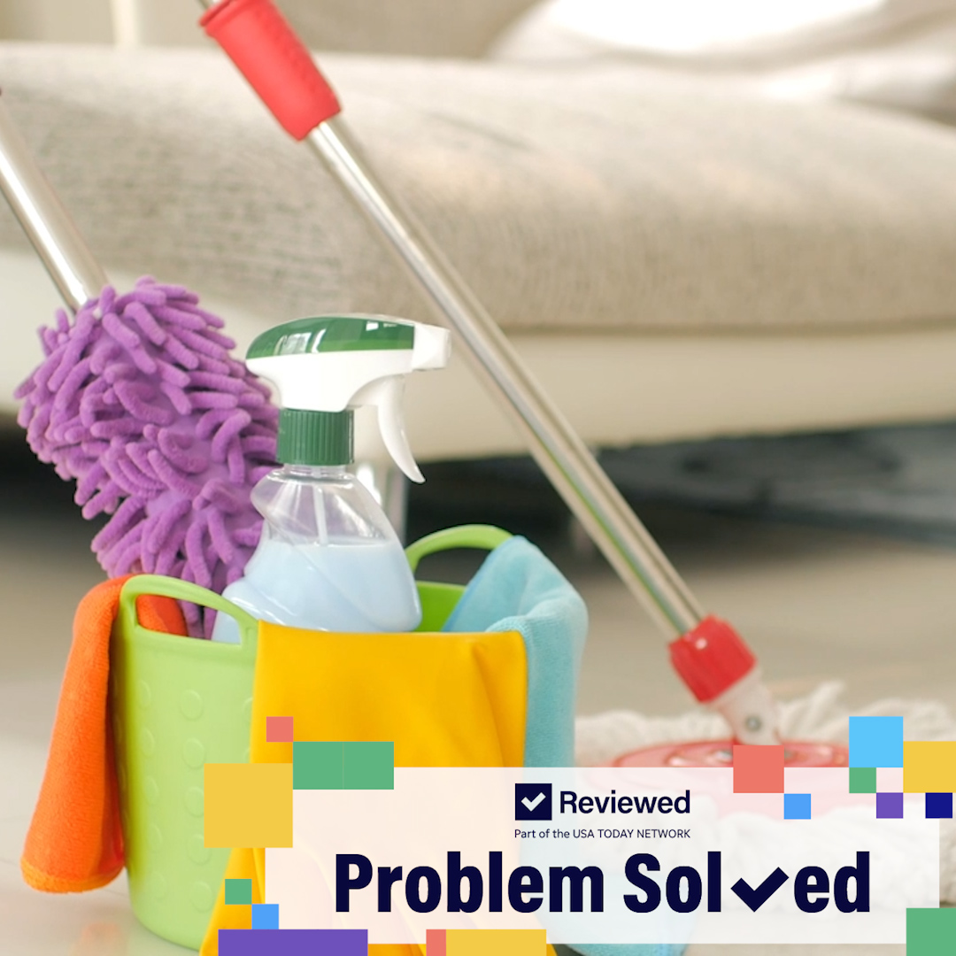 RT @reviewed: These basic cleaning items are a must for a germ-free home.