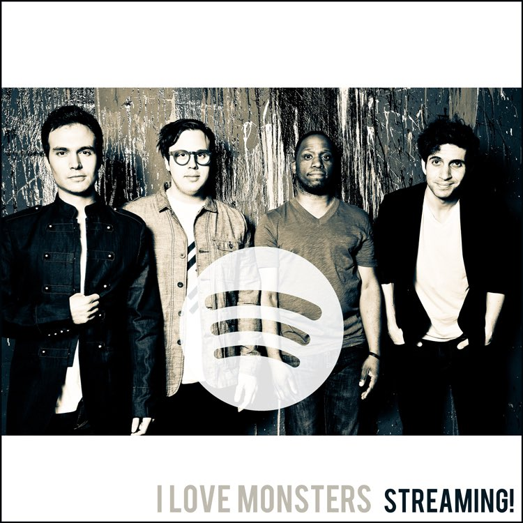 Didn't realize bands weren't required to wait 9 years since they last put out  music to make it available on streaming services. #whoops. Well, I Love Monsters is on spotify🤘Might throw a new one up there sometime soon. Hope everyone's safe & sane out there. #newoldmusicfriday