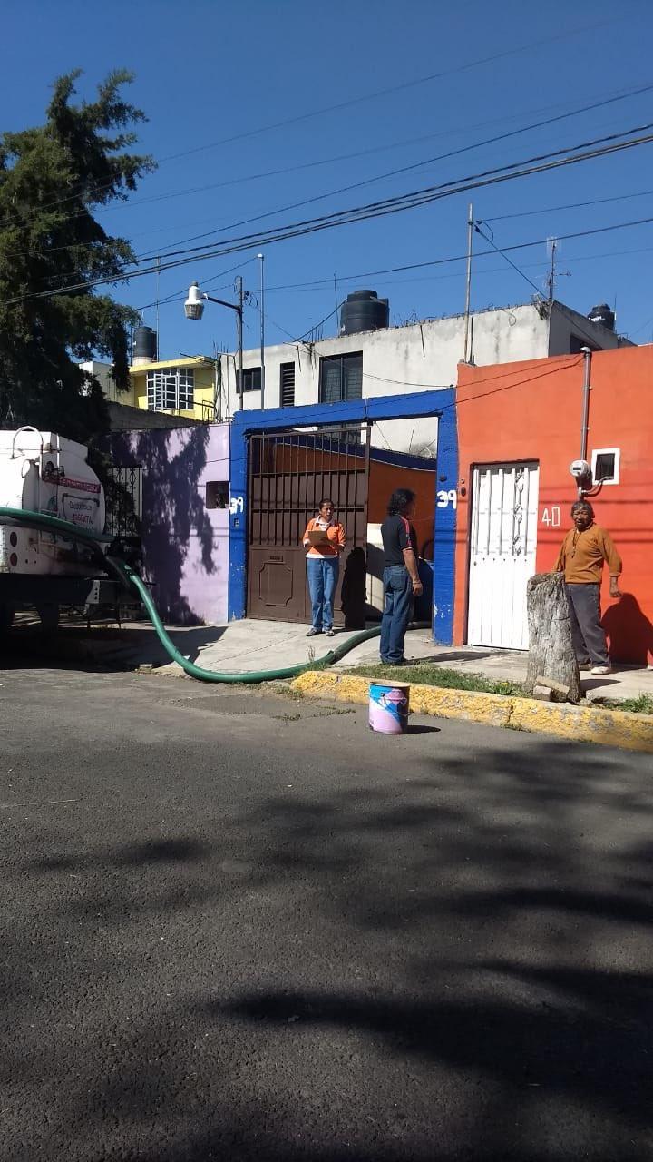Desabasto de agua en Veracruz durante contingencia por el coronavirus