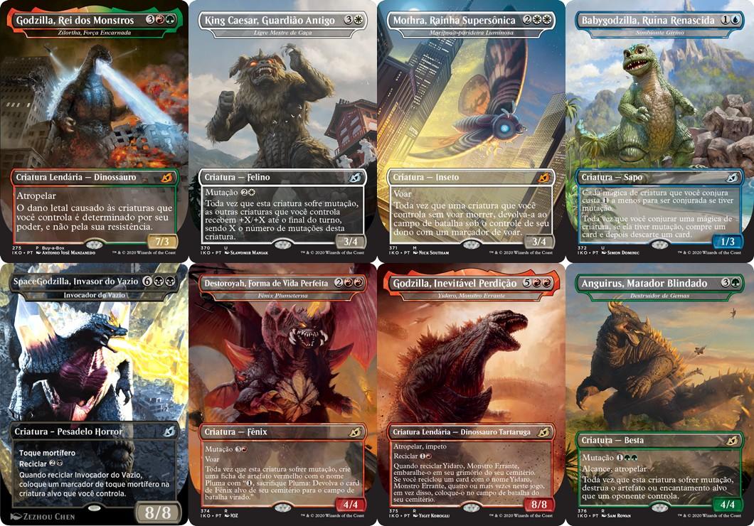 Série Godzilla 1