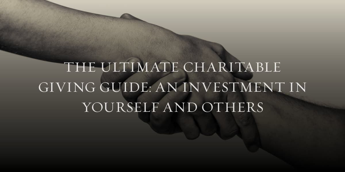 If you want to make a difference and help others to do the same, this ultimate charitable giving guide is a MUST-READ. #charitablegiving #financialplanning #investment #financialplanner #financialconsultant #nearme #pearlriver #ny #newyork #hudsoncompanies  https:// buff.ly/2Po0z5b    <br>http://pic.twitter.com/Xwnk7jPgR7
