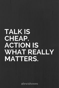 Without #action nothing changes. @LewisHowespic.twitter.com/9xivJTDkv3