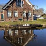 Image for the Tweet beginning: #Streekmuseum #Reeuwijk geeft een getrouw