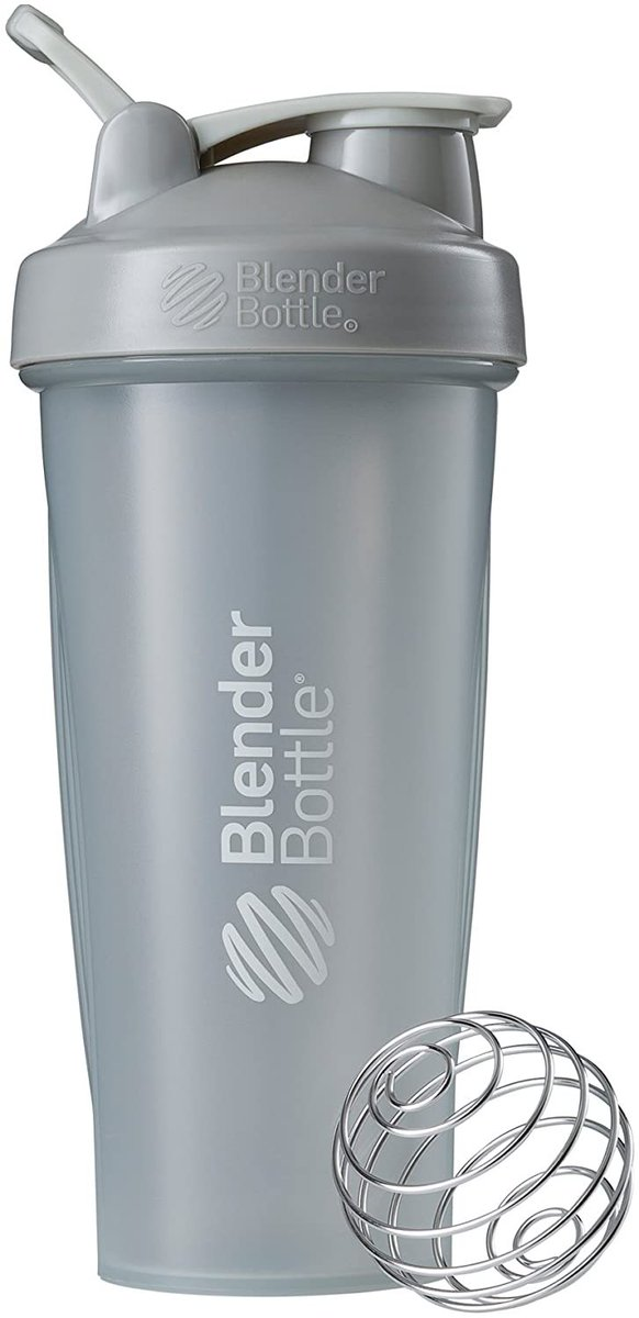 Check out this product BlenderBottle Classic Loop Top Shaker Bottle, 28-Ounce, Clear/Black by Blender Bottle   Order now: https://sanzida.com/products/blenderbottle-classic-loop-top-shaker-bottle-28-ounce-clear-black…pic.twitter.com/KyVwtCLFMW