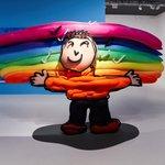 Image for the Tweet beginning: 🌈 Found one! #FindARainbowDay –– 'Mr. Austin',