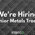 Image for the Tweet beginning: Interco is hiring! We are