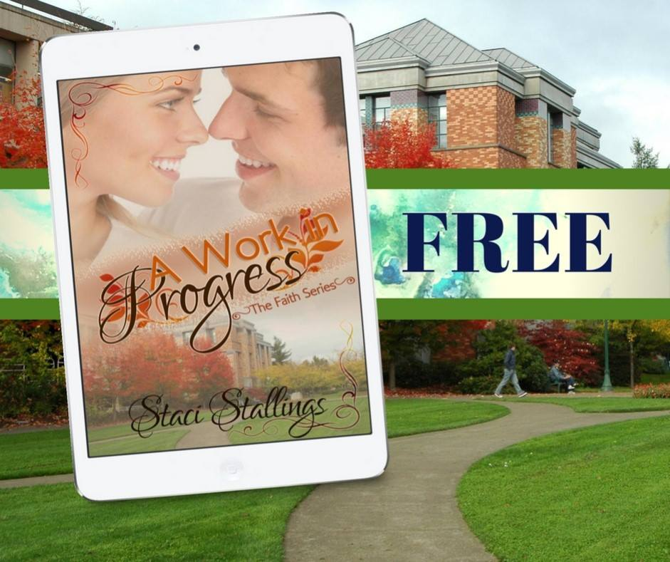 USA Today Best Selling Author  ☆¸.•*¨*★☆ Now FREE on Amazon Kindle! ☆¸.•*¨*★☆ A #1 New Adult Christian Romance on Amazon! http://www.amazon.com/dp/B004JN05KY  *~* A WORK IN PROGRESS *~* #kindle #books #kindlereads #freeonkindle #free4Kindlepic.twitter.com/jmdeTuZyNG