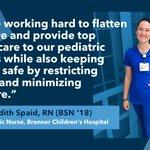 Image for the Tweet beginning: Carolina Nurses Respond: Meredith Spaid,