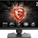 Image for the Tweet beginning: MSI Optix MAG272QR 27 Inch