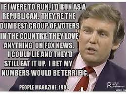 you wanted him ..you got him! #trumpmadness #TrumpOwnsEveryDeath #trump