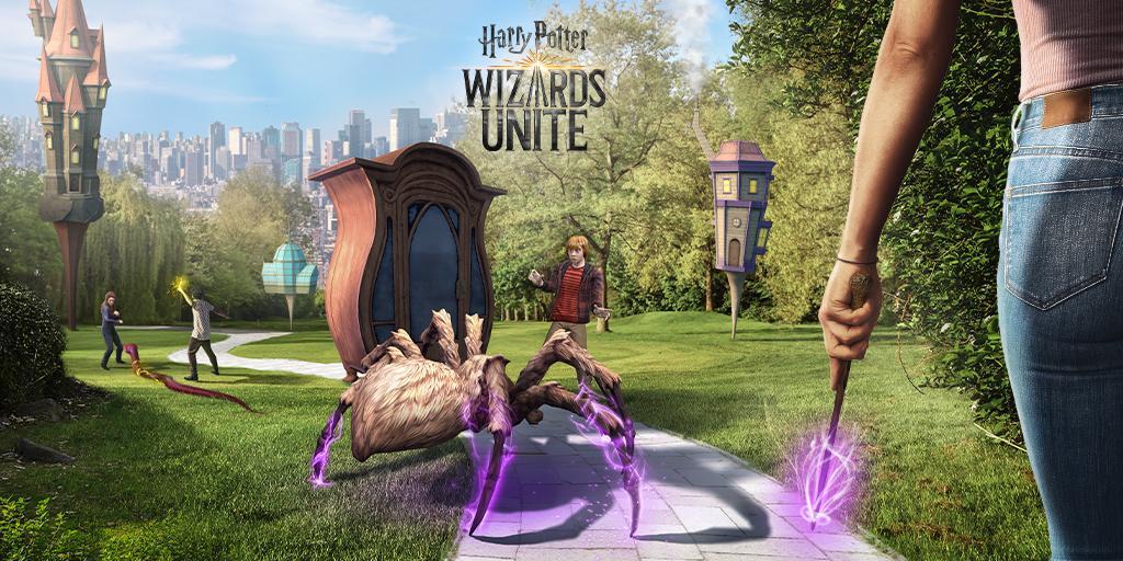 Wizards unite freunde
