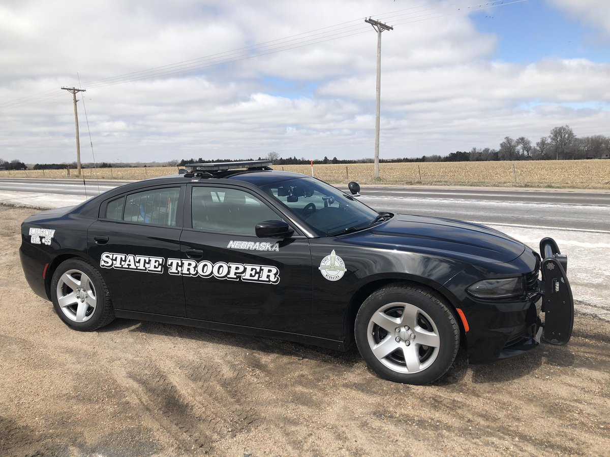 Image posted in Tweet made by Nebraska State Patrol on April 3, 2020, 6:33 pm UTC